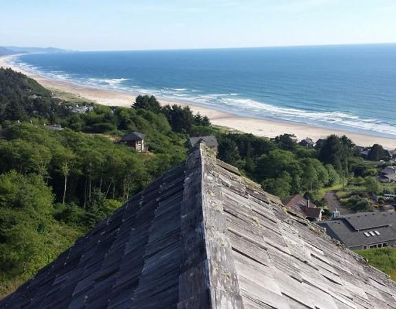 tillamook new roof