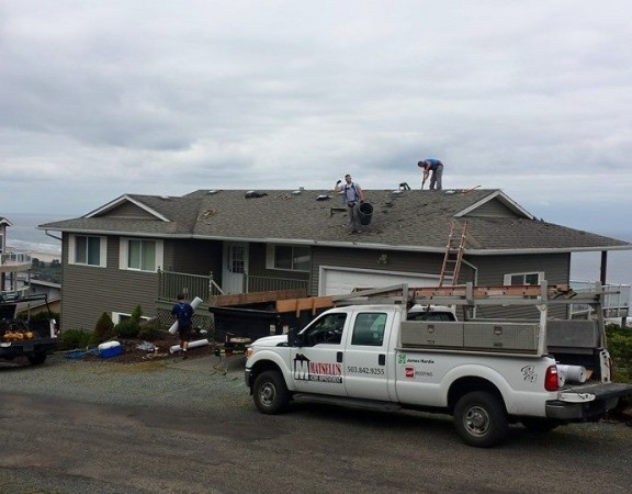 Roofcrew working 5.2015