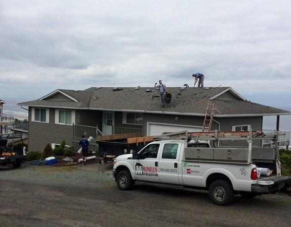 Roofcrew working 5.2015